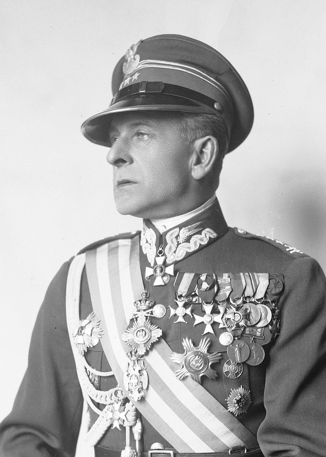 Bolesław<br>Wieniawa-Długoszowski