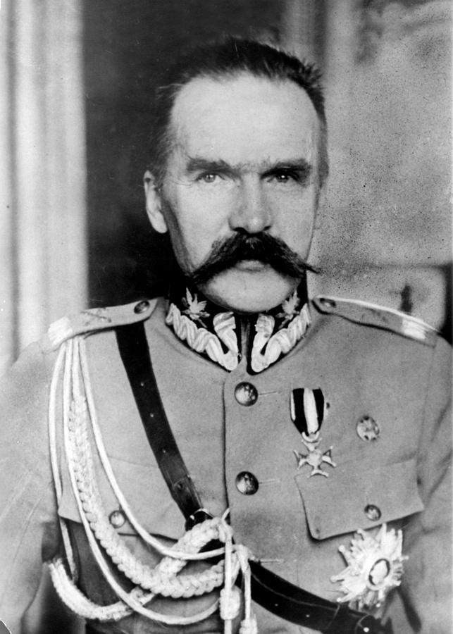 Józef<br>Piłsudski