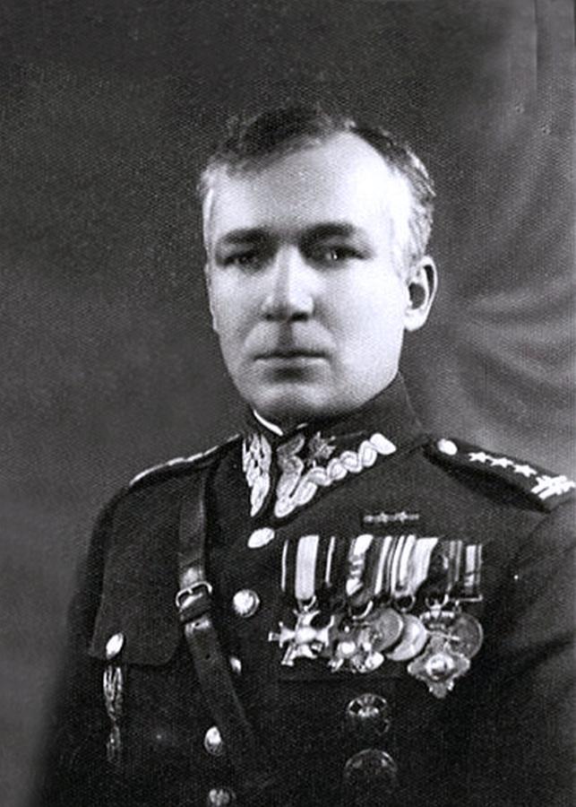 Ludwik<br>Kmicic-Skrzyński