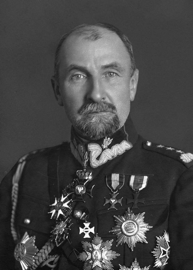 Tadeusz<br>Rozwadowski